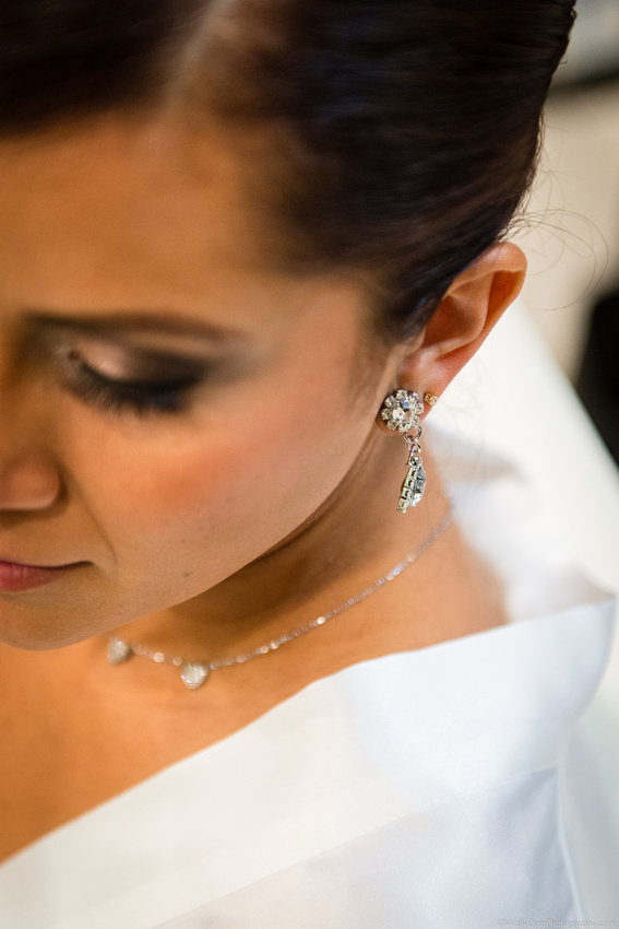 The Bride: The Earrings