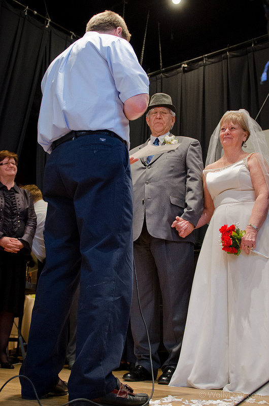 A renewal of vows
